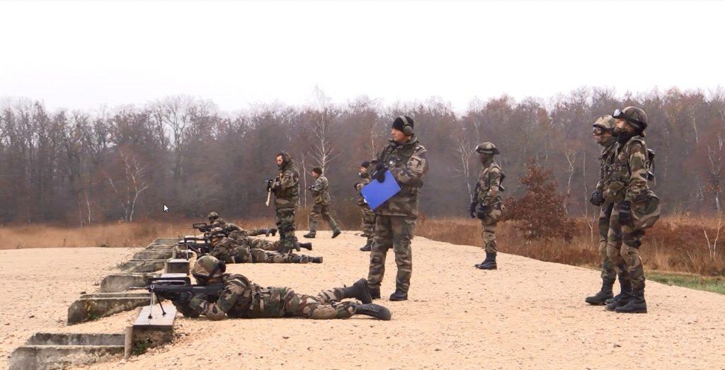 Camp Chambaran_Militaire
