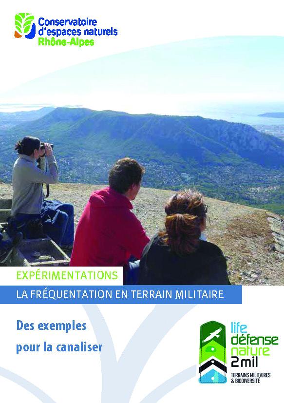 Guide pratique sur la fréquentation en sites militaires