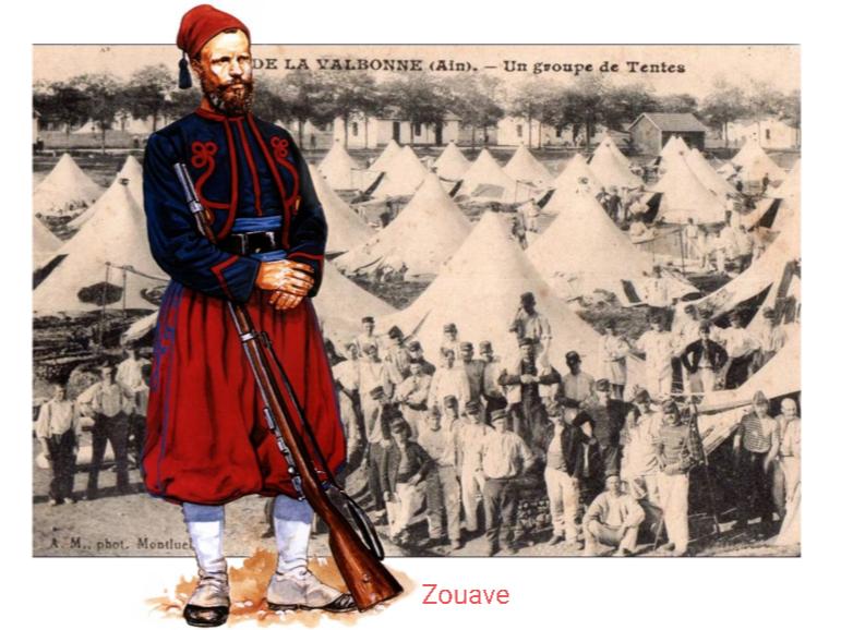 Valbonne Zouave