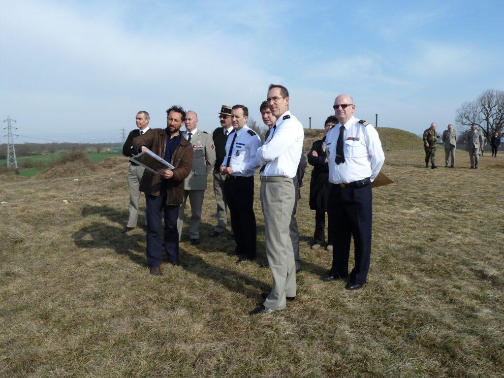 Visite DMPA 22 mars 2012