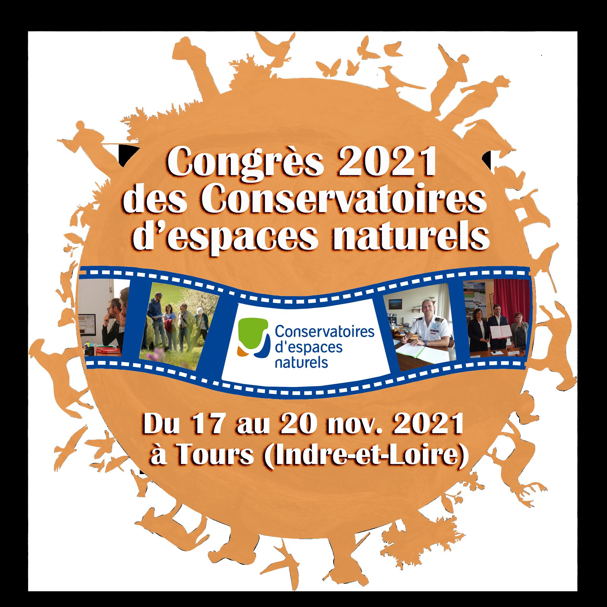 Logo Congrès CEN 2021